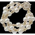 31 Sons de mode(トランテアン) - 3連パールブレスレット - Bracelets - ¥3,675  ~ $37.39