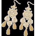 DURAS(デュラス) - NEWエスニックピアス - Earrings - ¥1,575  ~ $16.02