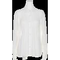 Joias(ジョイアス) - シフォンピンタックブラウス - Long sleeves shirts - ¥3,780  ~ $38.46