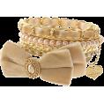 LIZ LISA(リズリサ) - リボンパールブレス - Accessories - ¥3,045  ~ $30.98