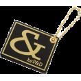 &by P&D アンドバイピンキーアンドダイアン - ミラーチャームシリーズ - Pendants - ¥1,995  ~ $20.30