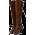 LIZ LISA(リズリサ) - リボン付きニーハイブーツ - Boots - ¥13,440  ~ $136.73