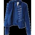 sanja blažević - Blue jacket - Jacket - coats -