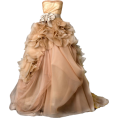 jessica - Vera Wang Dress - Dresses -