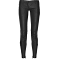 Taalma - Leather Leggings - Leggings -