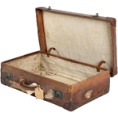 majakovska - brown open suitcase - Other -