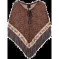 Doña Marisela Hartikainen - Poncho - Jacket - coats -