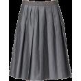 MACKINTOSH PHILOSOPHY - マッキントッシュ フィロソフィー 撥水加工 タックスカート - Skirts - ¥16,800  ~ $170.92