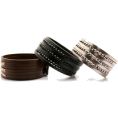 Mariya  - Leather Wrist Band - Bracelets - $9.99