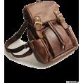 Nina mew(ニーナミュウ) - Nina mew(ニーナミュウ)牛革リュック - Backpacks - ¥21,840  ~ $222.19