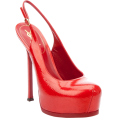 sandra24 - Red Shoes - Shoes -