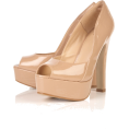 sandra24 - Shoes Beige - Sapatos -