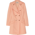 sandra24 - Orange Jacket - Coats - Jacket - coats -