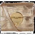 sandra24 - Gold Hand Bag - Hand bag -