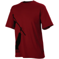 Horsefeathers - revolt - dk red - T-shirts -