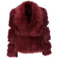sandra24 - long fur coat - Jacket - coats -