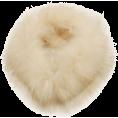 Odette e Odileオデットエオディール - Odette e Odile O FUR Tippet - Scarf - ¥6,300  ~ $64.09