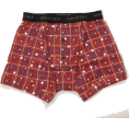 SHIPS JET BLUE - SHIPS JET BLUE MULTI TEXTILE BOXER - Underwear - &yen;2,520  ~ &#36;24.58