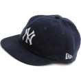SHIPS JET BLUE(シップス) - SHIPS JET BLUE NEW ERA: 8 PANEL BB CAP - Cap - ¥6,300  ~ $64.09