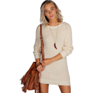 Modalist Vestidos -   Jumper Dress, Fashion, Knit