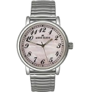 AK Anne Klein Uhren -  AK Anne Klein Bracelet Expansion Mother-of-pearl Dial Women's watch #10/9113PMSV