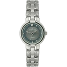 AK Anne Klein Relojes -  AK Anne Klein Diamond Collection Gunmetal Dial Women's watch #10/3049GYDI