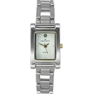 AK Anne Klein Watches -  AK Anne Klein Diamond Collection White Dial Women's watch #10/3761TTDI