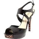 GUESS Sandals -  Guess Women's State2 Platform Sandal Black