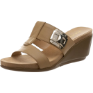 NINE WEST(ナインウエスト) Sandals -  Nine West Women's Divined Slide Sandal