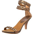 NINE WEST(ナインウエスト) Sandals -  Nine West Women's Glorian Ankle-Strap Sandal
