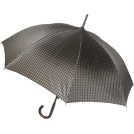 Samsonite Drugo -  Samsonite Umbrellas Automatic Stick Umbrella (DK GREY SCOTT)