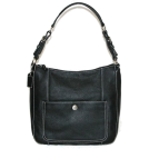 Buxton  -  B-Collective Handbags by Buxton 10HB041.BK Shoulder Bag- Black