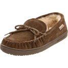 Bearpaw Moccasins -  BEARPAW Men's Moc II Slip-On Maple