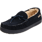 Bearpaw Moccasins -  BEARPAW Men's Moc II Slip-On Navy