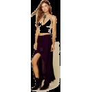Modalist Krila -  Barefoot Flounce Maxi Skirt