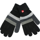 Quiksilver Manopole -  Black Chrome Hearts Gloves by Quiksilver