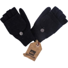 Quiksilver Manopole -  Black Extended Play Gloves by Quiksilver
