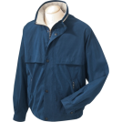 Chestnut Hill Jacket - coats -  Chestnut Hill CH850 Lodge Microfiber Jacket New Navy/Stone