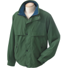 Chestnut Hill Jacket - coats -  Chestnut Hill CH850 Lodge Microfiber Jacket Pine/New Navy