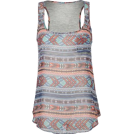 Full Tilt Top -  FULL TILT Tribal Womens Tank Multi