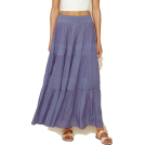 Modalist Skirts -  Indah Bari Tiered Maxi Skirt