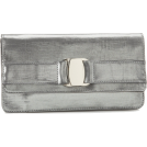 Ivanka Trump Clutch bags -  Ivanka Trump Allison ITR064-01 Clutch Gunmetal