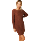 Modalist Vestidos -  Jumper Dress, Fashion,Knit