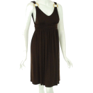 Kenneth Cole Reaction Dresses -  Kenneth Cole Low Back Cover Up Brown