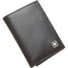 Kenneth Cole Reaction Wallets -  Kenneth Cole REACTION Men's Trifold Wallet Black