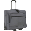 "Kenneth Cole Travel bags -  Kenneth Cole Triple Cross 45"" Wheeled Garment Bag Gray"