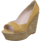 Kooba Sandals -  Kooba Women's Hannah Open-Toe Wedge Natural