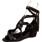 Kooba Sandals -  Kooba Women's Lainey Wedge Sandal Black