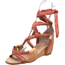 Kooba Sandals -  Kooba Women's Lainey Wedge Sandal Dark Blush