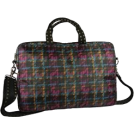 LeSportsac Bag -  LeSportSac 8142 15 Inch Laptop Bag Punk Plaid